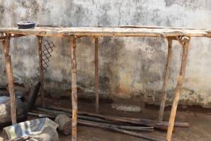 The Water Project: Kamasondo, Mayeamy Village -  Dish Rack