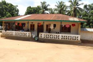 The Water Project: Kamasondo, Mayeamy Village -  Household