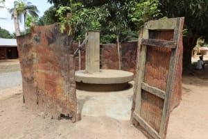 The Water Project: Kamasondo, Mayeamy Village -  Main Well