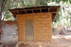 The Water Project: Kamasondo, Mayeamy Village -  Latrine