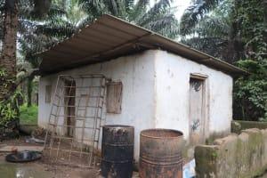 The Water Project: Rosint, Cassava Farm, Makuta Oil Palm Garden -  Animal House