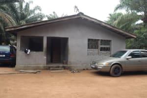The Water Project: Rosint, Cassava Farm, Makuta Oil Palm Garden -  Household