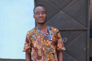 The Water Project: Lungi, Rogbom Tardi, International High School -  Isaac M G Conteh