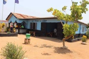 The Water Project: Lungi, Rogbom Tardi, International High School -  School Building