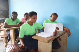 The Water Project: Lungi, Rogbom Tardi, International High School -  Taking Notes