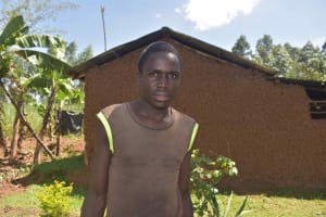 The Water Project: Muting'ong'o Community, Chivuyi Spring -  Emmanuel Sammy