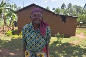 The Water Project: Muting'ong'o Community, Chivuyi Spring -  Jentrix Chivuyi
