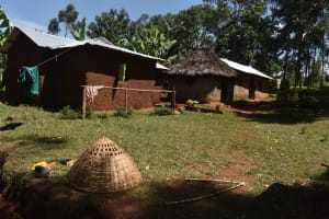The Water Project: Muting'ong'o Community, Chivuyi Spring -  Compound