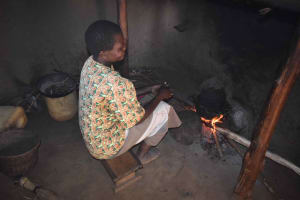 The Water Project: Muting'ong'o Community, Chivuyi Spring -  Cooking