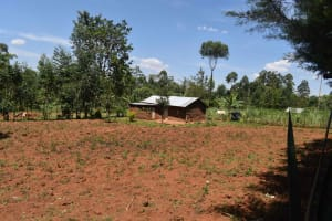 The Water Project: Muting'ong'o Community, Chivuyi Spring -  Landscape