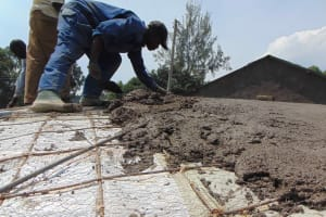 The Water Project: Gimariani Primary School -  Dome Casting