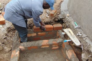 The Water Project: Gimariani Primary School -  Drawing Point Construction