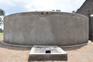 The Water Project: Gimariani Primary School -  Tank
