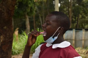 The Water Project: Gimariani Primary School -  Dental Hygiene Training