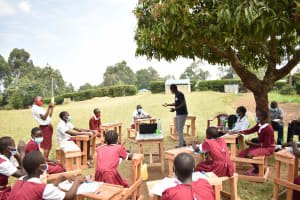 The Water Project: Gimariani Primary School -  Training In Session