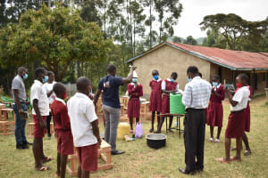 The Water Project: Gimariani Primary School -  Ingredients For Soapmaking