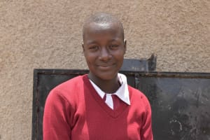 The Water Project: Gimariani Primary School -  Dorcas A