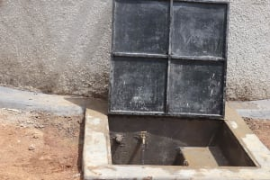The Water Project: Ebukuya Special School for the Deaf -  Clear Water Flowing