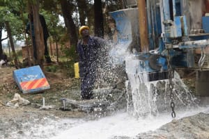 The Water Project: Shamberere Boys' High School -  Flashing