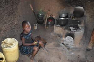 The Water Project: Mang'uliro Community, Christopher Wambula Spring -  Inside The Kitchen