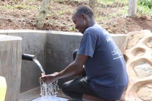 The Water Project: Nangurunya Community, Robert Musali Spring -  Water Celebration