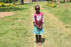 The Water Project: Nangurunya Community, Robert Musali Spring -  Joy B