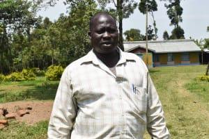 The Water Project: Nangurunya Community, Robert Musali Spring -  Robert Soita