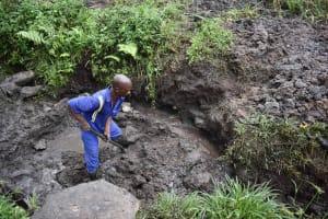 The Water Project: Bukhakunga Community, Wakukha Spring -  Digging