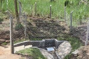 The Water Project: Bukhakunga Community, Wakukha Spring -  Surroundings