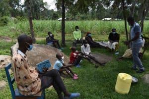 The Water Project: Bukhakunga Community, Wakukha Spring -  Listening