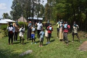 The Water Project: Bukhakunga Community, Wakukha Spring -  Training Complete