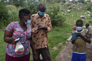 The Water Project: Bukhakunga Community, Wakukha Spring -  Writing Soap Ingredients