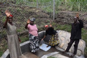 The Water Project: Bukhakunga Community, Wakukha Spring -  Community Members