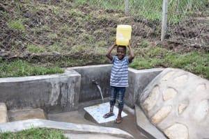 The Water Project: Bukhakunga Community, Wakukha Spring -  Ready To Go