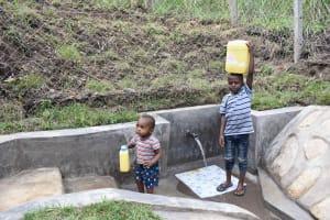 The Water Project: Bukhakunga Community, Wakukha Spring -  Satisfied Customers