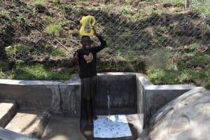 The Water Project: Bukhakunga Community, Wakukha Spring -  Thumbs Up
