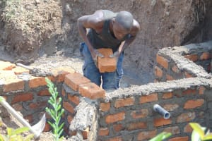 The Water Project: Shamoni Community, Shiundu Spring -  Almost There