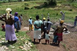 The Water Project: Shamoni Community, Shiundu Spring -  Training Session