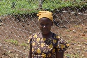 The Water Project: Shamoni Community, Shiundu Spring -  Mary Ongayo