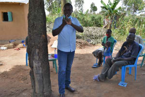 The Water Project: Shamoni Community, Laban Ang'ata Spring -  Dental Hygiene