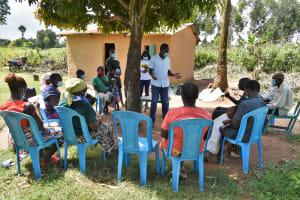 The Water Project: Shamoni Community, Laban Ang'ata Spring -  Discussion