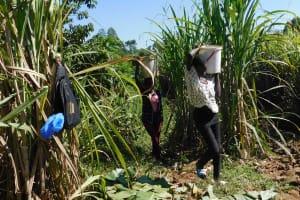 The Water Project: Mundoli Community, Pamela Atieno Spring -  Community Engagement