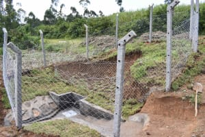 The Water Project: Mundoli Community, Pamela Atieno Spring -  Completed Spring