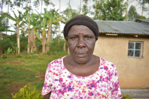 The Water Project: Mundoli Community, Pamela Atieno Spring -  Emily Masai