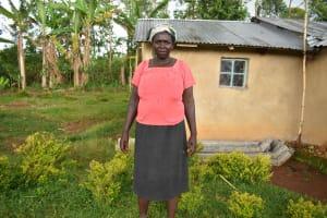 The Water Project: Mundoli Community, Pamela Atieno Spring -  Josephine Adhiambo