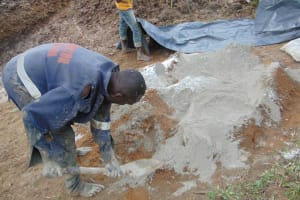 The Water Project: Lunyinya Community, Makunga Spring -  Community Engagement