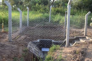 The Water Project: Makunga Community, Tabarachi Spring -  Ready