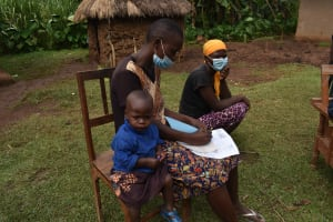 The Water Project: Makunga Community, Tabarachi Spring -  Taking Notes