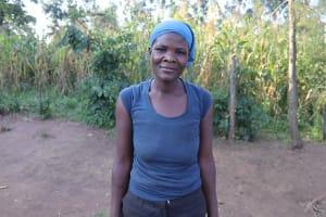 The Water Project: Makunga Community, Tabarachi Spring -  Joyce Vunyukha