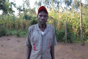 The Water Project: Makunga Community, Tabarachi Spring -  Philip Tabarachi